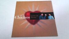 """LOS CHICHOS """"LADRON DE AMORES"""" CD SINGLE 1 TRACKS"""