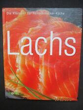 LACHS : DIE KLASSIKER DER FEINSCHMECKERKÜCHE Monte von DuMont 2000 Kochbuch