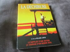 "COFFRET COLLECTOR 2 DVD ""LA DECHIRURE"" de Roland JOFFE"