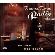 THEME TIME RADIO HOUR WITH BOB DYLAN SEASON 3 2 CD NEU