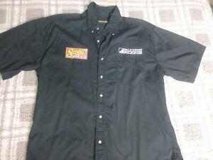 Justin Wilson/Dale Coyne Racing Shop Shirt. Large.