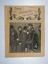 TARTINES DE L'ASSIETTE AU BEURRE - 5 Sept. 1901 - MAURICE FEUILLET - JORDIC