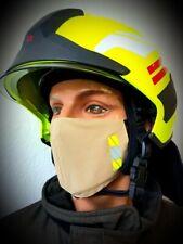 Mund-Nasenmaske Gesichtsmaske Mundschutz PBI-Look Feuerwehr Rescue 2020 NEU