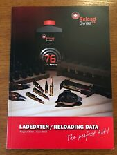 Reload Swiss RS Load Data Book Homeloading Reloading Latest Edition 139 Pages