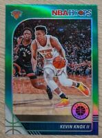 Kevin Knox II - Knicks GREEN PRIZM 🔥💎 2019-20 NBA Hoops Premium Stock - MINT