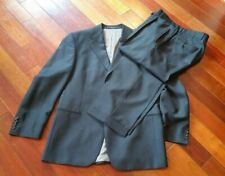 Hugo Boss Black Suit Made in USA - 40S