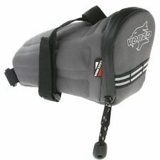 VENZO 600D Polyester Bike Bicycle Saddle Bag Large 3.54 x 7.08 x 3.93 inches