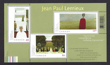 Canada  # 2068  SS    Jean-Paul Lemieux   2004  Post Office Pristine Gum