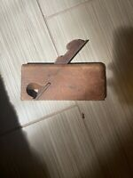 antique Wood Block Plane Woodworking Carpentry Tool 7inch