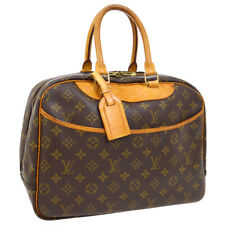LOUIS VUITTON DEAUVILLE BUSINESS HAND BAG PURSE MONOGRAM M47270 VI0935 A46933
