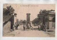 Algérie - ORLEANSVILLE - Porte de la Gare  (J1397)