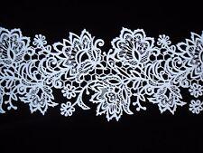 decorative floral edible cake lace, wedding