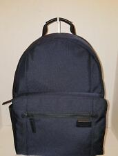 MICHAEL KORS TRAVIS NAVY BLUE NS BACKPACK BOOK BAG TRAVEL SCHOOL BAG NWT