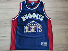DENVER NUGGETS! NBA shirt trikot camiseta maglia kit jersey! 6/6 ! XL - adult$