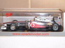 Voitures de courses miniatures en résine 1:43 sur Lewis Hamilton