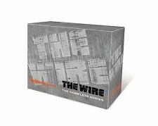 The Wire - The Complete Series (DVD, 2008, 23-Disc Set)