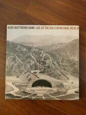 Dave Matthews Band Live Hollywood Bowl 5 Lp Dmb Limited #d Nm