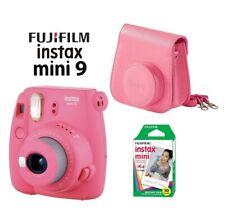 Fujifilm Instax Mini 9 10 Shots Bag Flamingo Pink