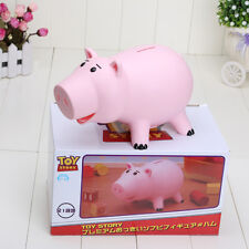 Toy Story Hamm Figures Coin Save Money Box Piggy Bank Pink Ham Pig Kids Gift