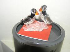 Cristal de Swarovski frailecillos Caja Original Y Cert 261643 retirado Rara Hermosa