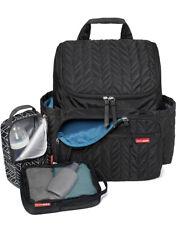 Skip Hop Forma Backpack 4 in 1 Baby Changing Bag - Jet Black