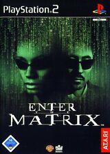Enter the Matrix ( 3rd Person Shooter ) PS 2