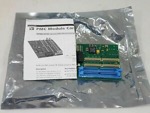 Acromag Inc APMC4110 Busless PMC Module Carrier Card