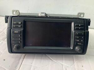 BMW E46 318CI Convertible Sat Nav Radio GPS RD1BE850.