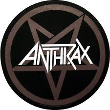 Anthrax espalda Patch/Back Patch # 5