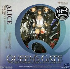Used Kaiyodo Revoltech 015 EX Queen's Gate Alice Boost ver. Designer's color