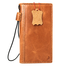 Genuine real leather case for LG G6 handmade luxury vintage book wallet cover il