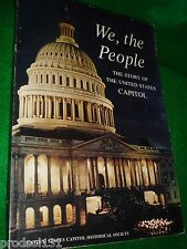 HISPB We the People: The Story of the United States Capitol (1965 Illust.)