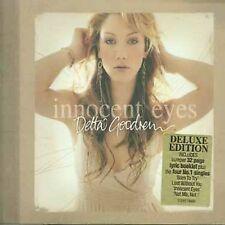 Innocent Eyes by Delta Goodrem (CD, 2003, Sony Music Australia) Deluxe Edition