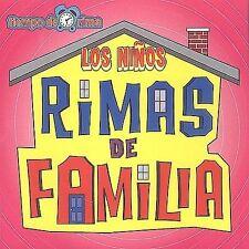 Various Artists : Rimas De Familia: Family Rhymes CD