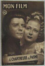 Gérard Philipe Revue Mon Film Mars 1956