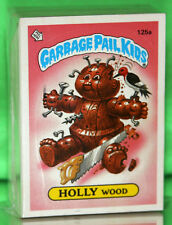 1986 GARBAGE PAIL KIDS 4TH SERIES COMPLETE SET 84 STICKER CARDS + FREE  WRAPPER