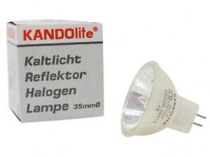Kandolite DECOR-WHITE Halogenlampe MR-11 12V 10W GU4