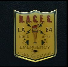 R.A.C.E.S.~LAPD~for 1984 LA Olympic Games~Emergency Communications~DOOC~OSCC