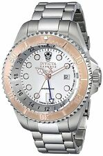 INVICTA 16964 Reserve Hydromax Swiss Made 1000M GMT DIVER