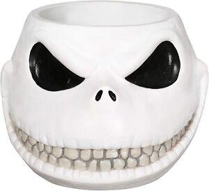 Disney The Nightmare Before Christmas Jack Skellington Halloween Candy Bowl