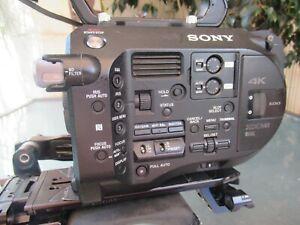 Sony PXW  XDCAM  FS-7 Mark I  4K