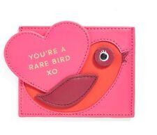 New Kate Spade Flights of Fancy Rare Bird Card Case