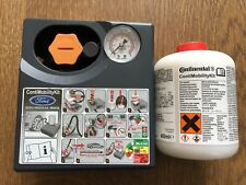 Continental ContimobilityKit - Ford - Brand New air compressor pump & Tyre Seal