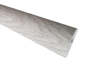 B&Q Gladstone Grey Oak Threshold 38mm x 900mm Transition Strip Multi Purpose