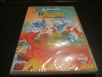 """DVD NEUF """"LA SOUPE AUX SCHTROUMPFS"""" dessins animes"""