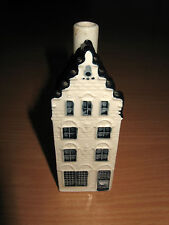 KLM Airlines Bols Canal House #32 Blue Delft Amsterdam