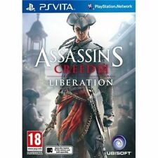 Assassin's Creed III: Liberation PS Vita PlayStation Vita-perfecto Estado - 1st Clase Del