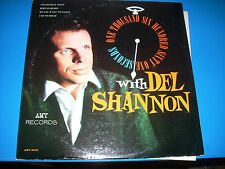 DEL SHANNON One Thousand Six Hundred Sixty One Seconds LP AMY NM !st press