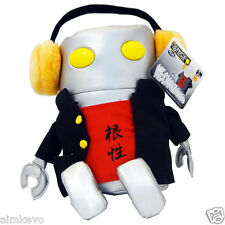 Japanese Robot Anime Cromartie High School Mechazawa Plush TV Character Toy