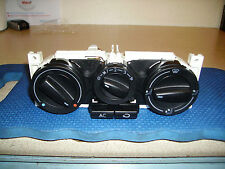 vw mk4 golf gti 00 heater control panel with A/C